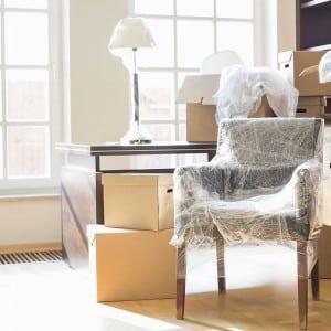 Flytterengøring og flytte-rengøring