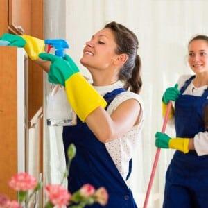 Rengøring af private hjem