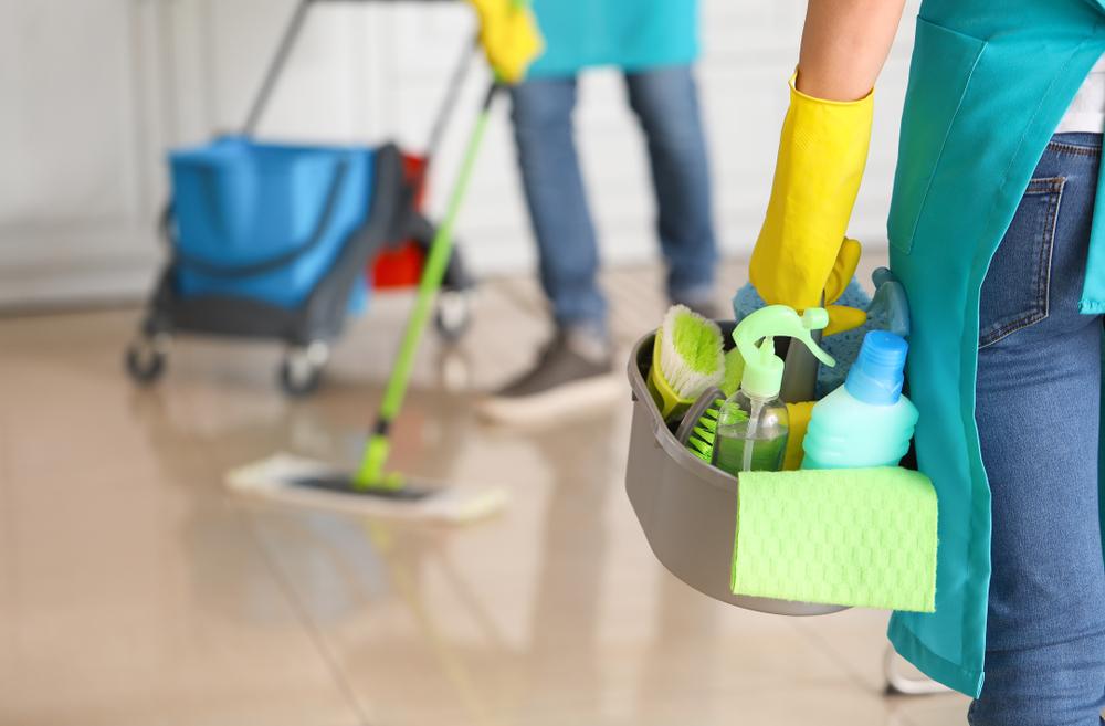 rengøring greve